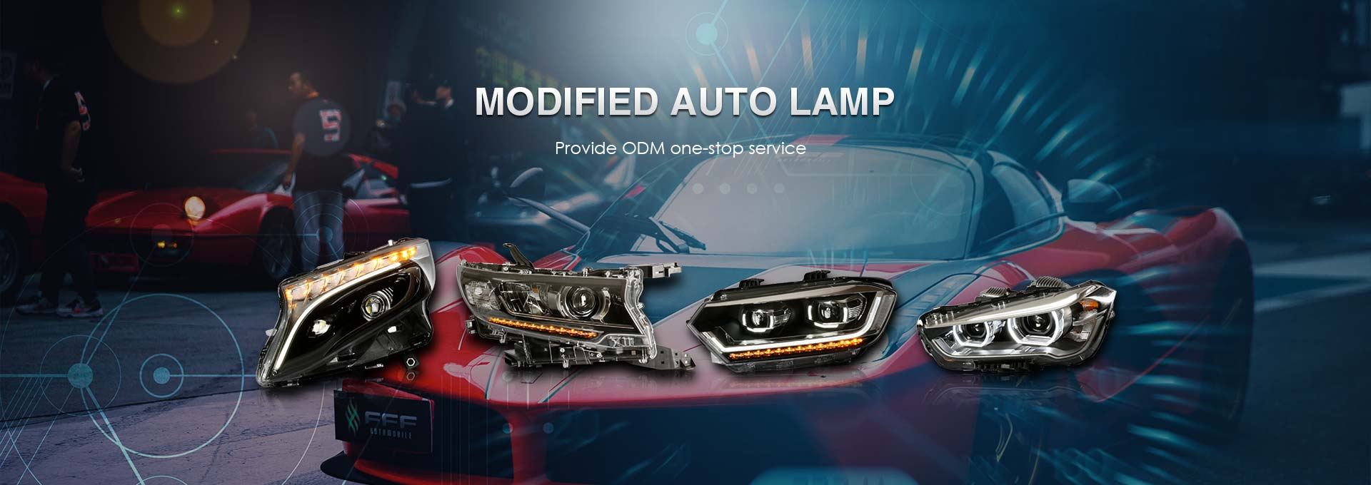 Modified Auto Lamp