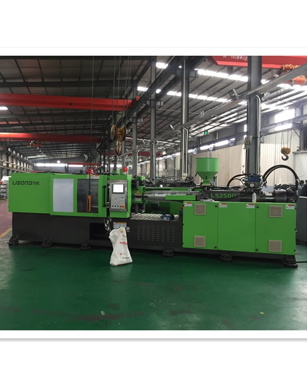 high-speed injection machine for  thin wall products