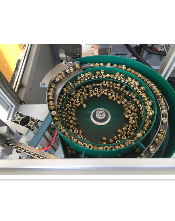 Hot Inserting Machine for Nuts like  M4 , M6 ,M8, M10 and M12