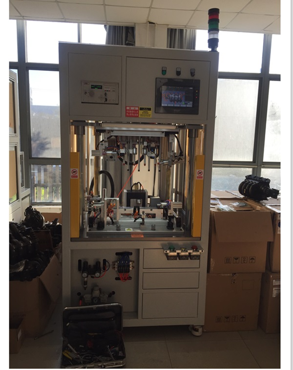 air leaking testing machine for tuble auto parts