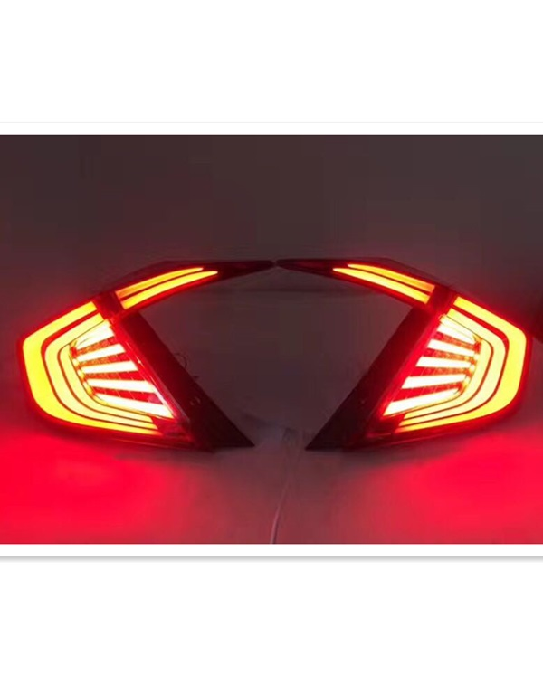 all LED 2017 Honda civic taillamp
