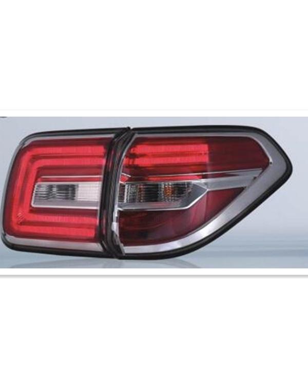 2010-2017 Nissan Patrol headlamp and taillamp