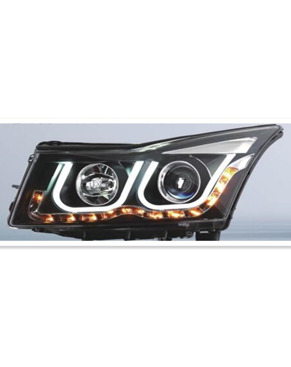 2008-2014  Chevrolet Cruze headlamp and taillamp