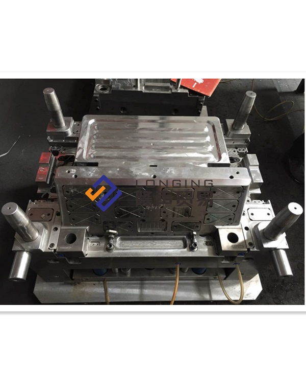 plastic injection mould for The refrigerator drawer