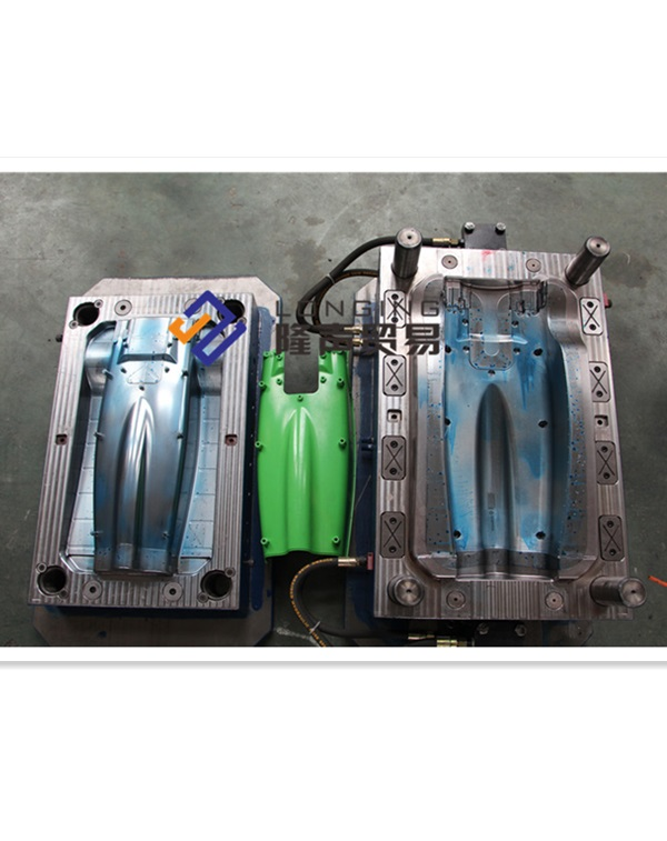 plastic injection motorbike mould