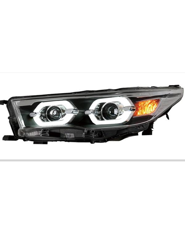 modified 2015up Toyota highlander headlamp