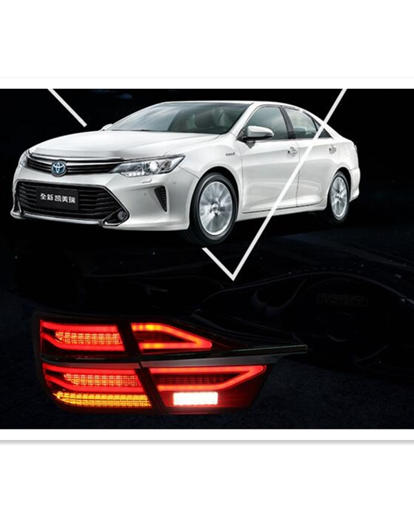 2015 Toyota camry taillamp in Benz style